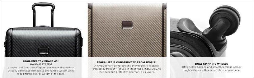Tumi Tegra Lite Review