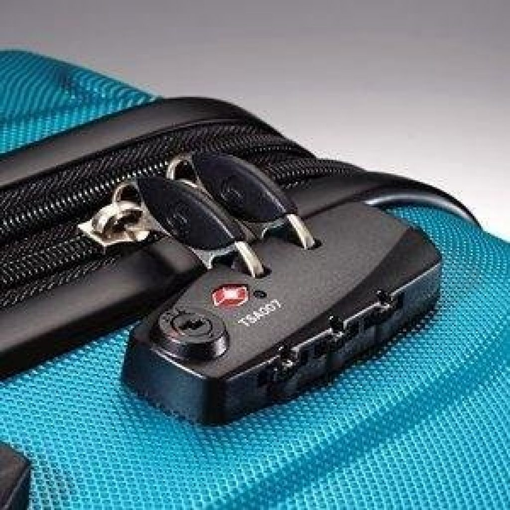 Best Lightweight Luggage Set TSA Lock
