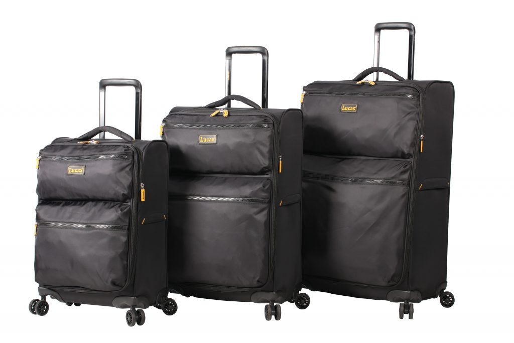 Best Lightweight Luggage Set 3P