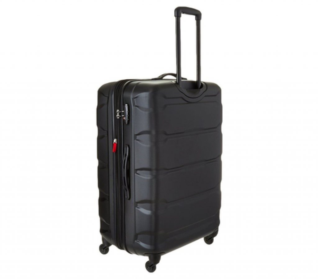Samsonite Omni PC Hardside Spinner 28 black