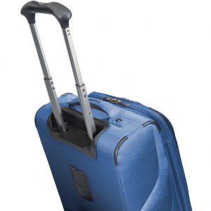 travelpro maxlite 4 collection blue suitcase telescoping handle