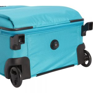 IT World's Lightest Suitcase Bottom