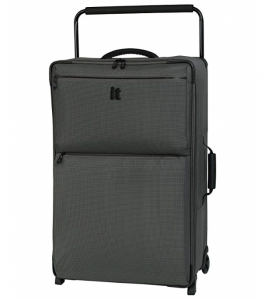 IT World's Lightest Suitcase Side