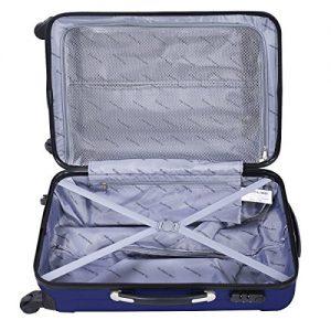 Goplus Globalway Luggage Set