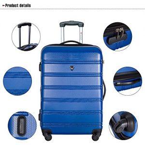 Merax Travelhouse Luggage Set Review all round