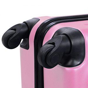 Goplus Globalway Luggage Wheel