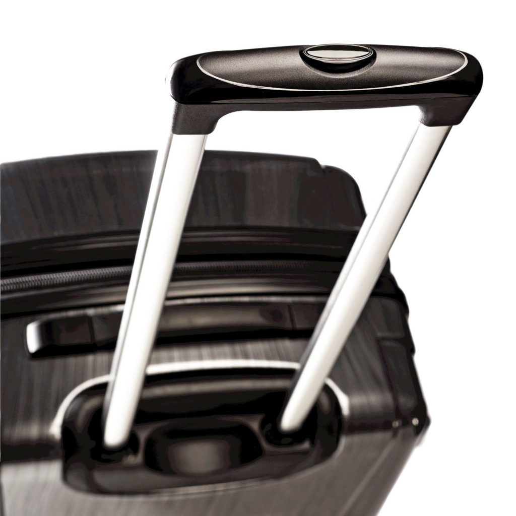 Samsonite Winfield 2 Review Handle