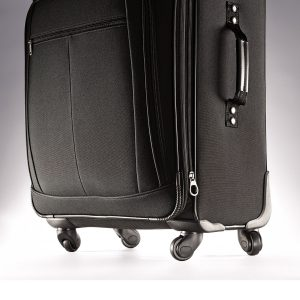 American Tourister Black Wheel
