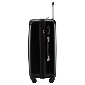 Hauptstadtkoffer Luggage Review Black side