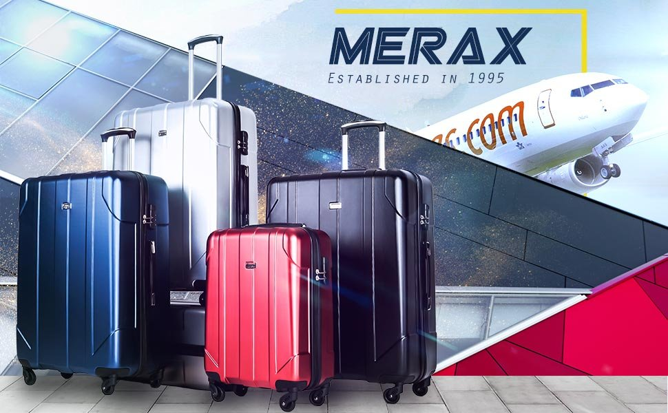 Merax Luggage Review