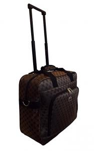 Rolling Trolley Shoulder Carryon Bag Review