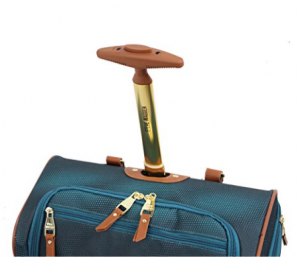 steve madden suitcase handle