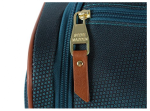steve madden under seat bag zipper