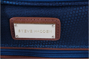 steve madden suitcase review