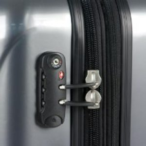 delsey helium aero carry on lock