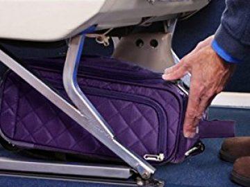 Aerolite underseat bag review