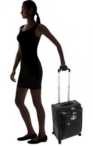 kathy van zeeland croco luggage
