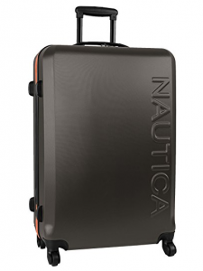 nautica hardside luggage