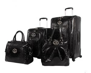 kathy van zeeland luggage sets