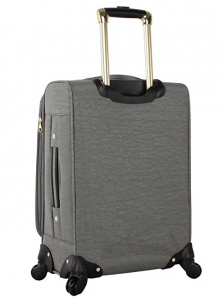steve madden spinner luggage