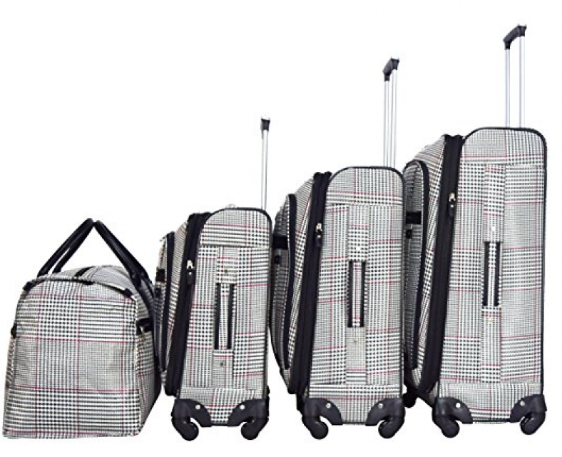 Nicole Miller Taylor Set of 4 Review 2020 - Luggage Spots