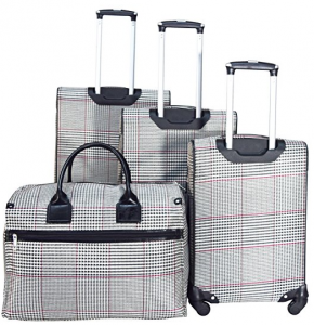 nicole miller taylor luggage reviews