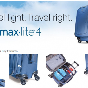 Travelpro Maxlite 4 21 Expandable Spinner Review