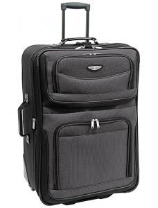 travelers choice luggage review