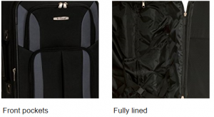rockland luggage reviews
