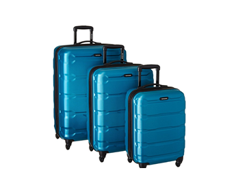 48a877e54 Samsonite Omni 3 Piece Set Hardside Spinner 20 24 28 Review 2019 - Luggage  Spots