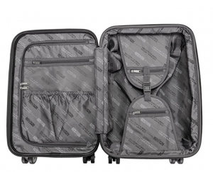 kenneth cole reaction luggage reviews