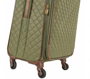 anne klein suitcase