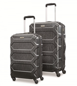 samsonite 2 piece luggage set