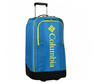 columbia luggage review