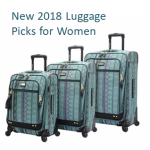 luggage for women