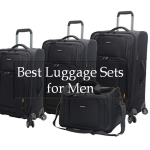 best luggage for men