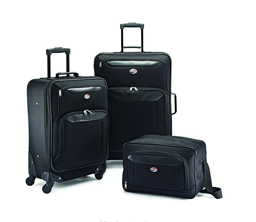 American Tourister Brookfield 3 Piece Set Review 2019 Luggage Spots