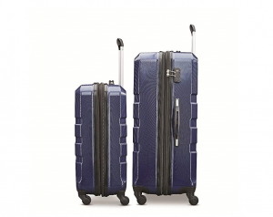 694008888600 Samsonite Invoke 2 Piece Nested Hardside Set Review (20