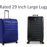 29 inch luggage