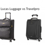 Lucas Luggage vs. Travelpro