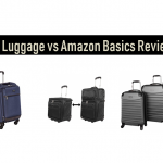 Ciao Luggage vs Amazon Basics luggage