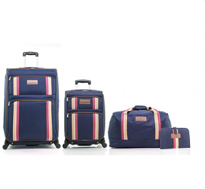 tommy hilfiger luggage set
