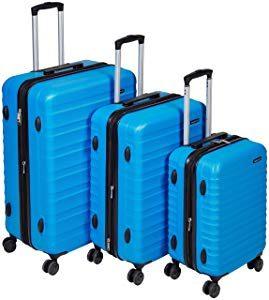 amazonbasics luggage