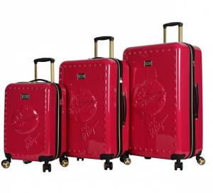 Betsey Johnson Luggage set