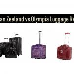 Kathy Van Zeeland vs Olympia Luggage Reviews