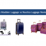 Steve Madden Luggage vs Nautica Luggage Reviews