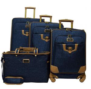 nicole miller luggage