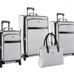 pierre cardin luggage