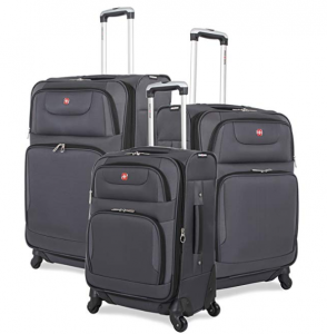swiss gear luggage set