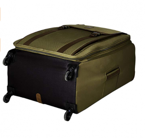 timberland luggage review